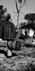 (SergiC) Tags: barcelona santa city white black blanco de vent town photo foto y wind negro bcn police viento catalonia preto best e disaster stadt gaudi catalunya local polizei antoni ville policia beste catastrophe coloma katastrophe katalonien desastre cervello schwarzweis catastrofe lokalen cervell bcnkatastrophe