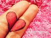 heartfinger. (*northern star°) Tags: pink red canon paint heart fingers rosa concept conceptual rosso cuore dita northernstar donotsteal ©allrightsreserved northernstarandthewhiterabbit northernstar° usewithoutpermissionisillegal northernstar°photography ifyouwannatakeitforpersonalusesnotcommercialusesjustask