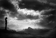 My mountains (Anna Pagnacco) Tags: bravo searchthebest annapagnacco artlibre impressedbeauty bratanesque italianalpsdolomitesbw world100f