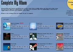 Complete My Album