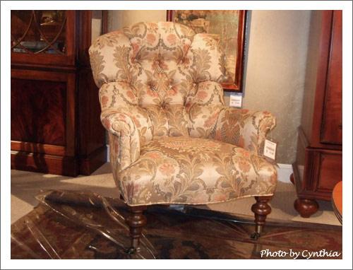伊莎艾倫女主人椅之四