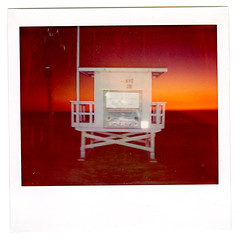 polaroid. venice beach, ca. 2007. (eyetwist) Tags: venice sunset seascape tower beach analog polaroid la stand losangeles los sand angeles lifeguard ishootfilm hut pacificocean instant venicebeach shack polaroidspectra spectra pola 2007 lifeguardtower 990 lifeguardstand 90291 instantfilm spectrapro lifeguardhut eyetwist venicebeachboardwalk zip90291 ave26 ishootpolaroid av26 savepolaroid contactforstockusage thisimagemaybeavailableforlicensecontactformoreinfo savepolaroidcom longliveanalog veniceca90291