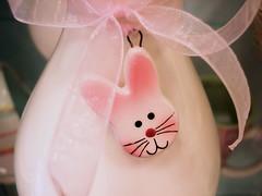 Ceramic Bunny - by Bob.Fornal