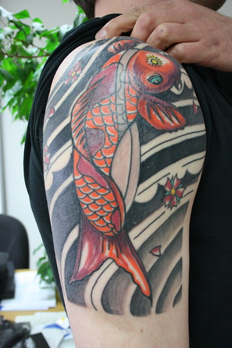 Koi fish tattoo designs. Lastly you want to pick the location of your koi