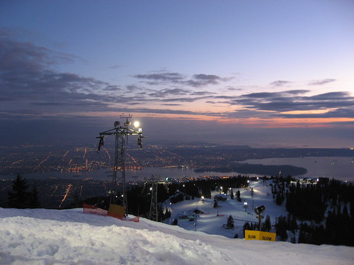 Grouse Mountain The Peak Of Vancouver Skyscraperpage Forum