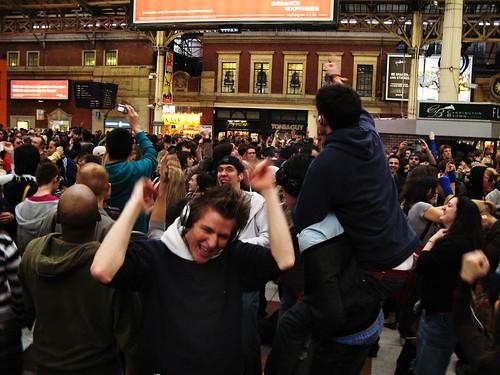 Victoria Flash Mob 7
