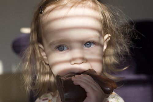 Mmmm Chocolate Bunny
