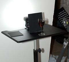 Glass lighting set-up (fhansenphoto) Tags: