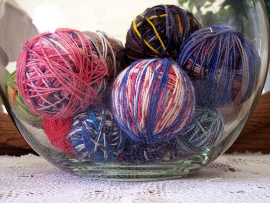 Bowl of Yarn