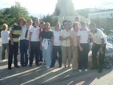 Campaña Solidaria por Santa Fé en Hernando