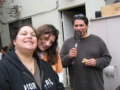 Shel, Lisa and Ralphie. (03/10/07)
