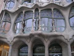 Oh, that Gaud! (Abby Phoenix) Tags: barcelona europe casabatll