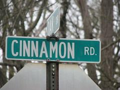 Cinnamon Rd.