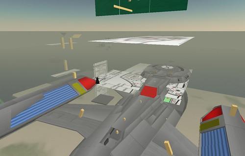 Adventures in Second Life