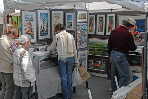 Tulip Festival Street Fair 01