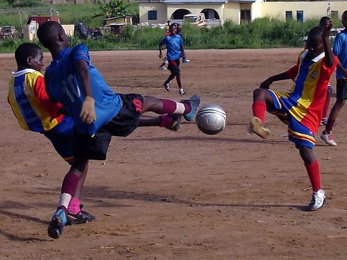 soccer by belovedshoshanna
