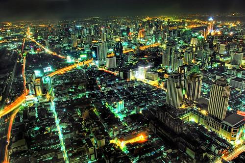 Bangkok la ciudad más turística de Asia