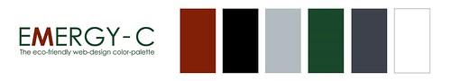EMERGY-C Low Wattage Color Pallette
