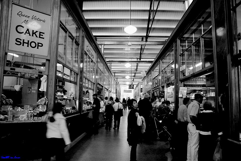 Deli Hall @ Queen Victoria Market Melbourne