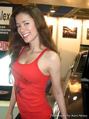 Transport Show 2007 (maxiadrian photography) Tags: auto show portrait woman cars girl beautiful lady truck booth photo model asia sweet gorgeous philippines transport adorable babe attractive manila adrian motor lovely charming dpp maxi megamall alluring fascinating splendor fpc vehical bueaty pipho maxiadrian maxiadriansanagustin sxis fpctransportshow megatrade