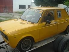 Auto de Carrera de Hugo Boaglio