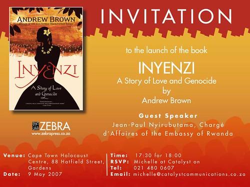 launch invitation templates