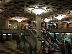 Metro Sol, Puerta del Sol, Madrid (hanneorla) Tags: madrid españa art spain arte 2007 puertadelsol hanneorla metrosol