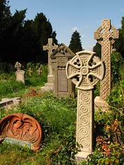 St Cross cemetery - by Lawrence OP