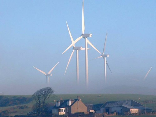 Wind Turbines - UK Wind Power Generation - UK Environmental Guide
