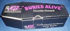 The Buried Alive Promo Box