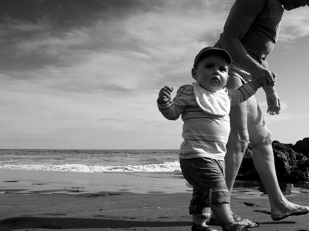 in the beach (2)