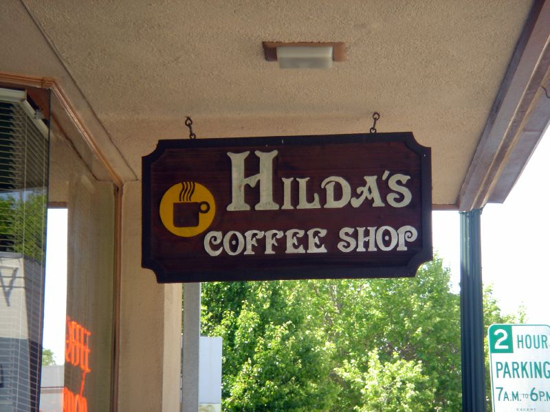 Hilda's Coffee Shop