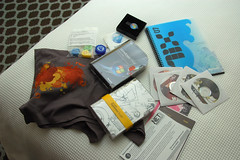 MIX07 Welcome Pack Contents