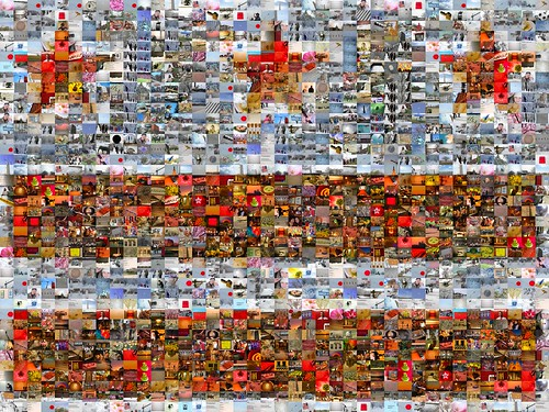 DC Flag Photomosaic