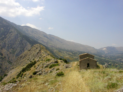 Castrovalva, The Edge of Town by LostBob