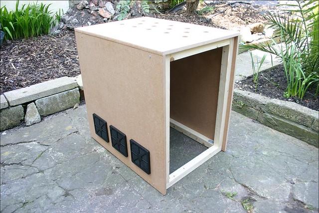Server Cupboard