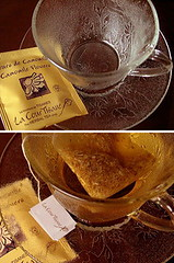 camomile tea (dog's age) Tags: flower cup glass tea teacup herbaltea herb camomile camomiletea