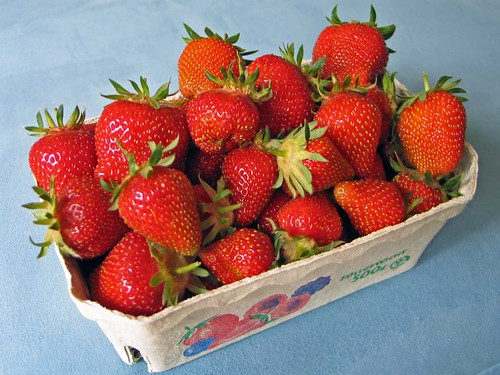 Erdbeeren Strawberries
