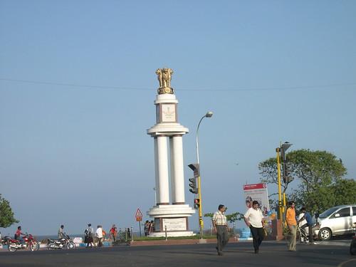 Chennai Beach Road