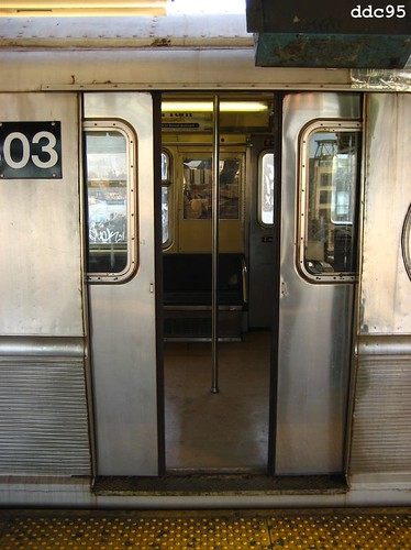Closing train doors & A Fake $20 Bill - as reported by a NYC subway musician and musical ...