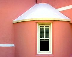 pink window (herons) Tags: pink white window open explore bermuda colorphotoaward wowiekazowie