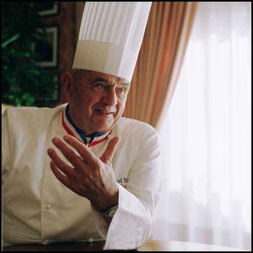Paul BOCUSE, French Cook par alainelorza
