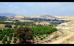 Jericho landscape - Israel (Shalimar_u) Tags: travel landscape israel palestine finepix fujifilm sinai izrael s5600 travelerphotos diamondclassphotographer