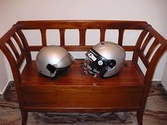 Casco vecchio vs. casco nuovo