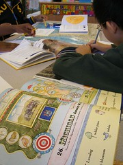 Regions of the US clip (meliroo) Tags: maps geography 4thgrade schoollibrary kingamigos regionsoftheus