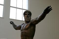GR06 0200 Athens - NAM (Templar1307 | Galerie des Bois) Tags: travel sculpture stone bronze 2006 athens greece classical artifacts nam masterpiece etruscan  nationalarchaeologicalmuseum  athna athenae 40000views