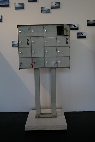 Mounted mailbox + lifeline by Justin Parr