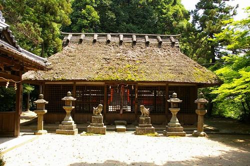 夜都伎(やとぎ)神社: 奈良、時...