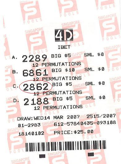 4D Prediction: 2862_14Mar