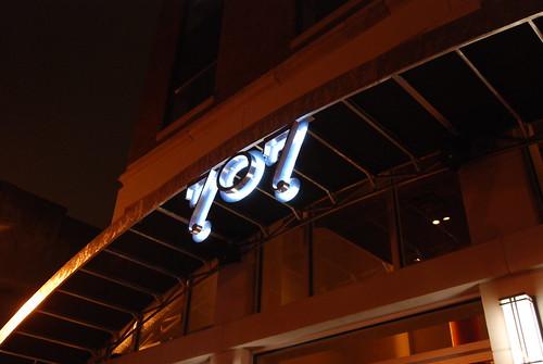 Restaurant 707
